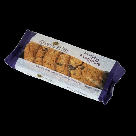GW Fruity Flapjack cookies
