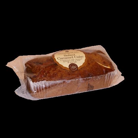 GW Salted CAramel cake