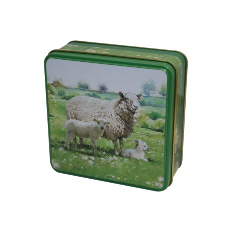 GW embossed sheep tim