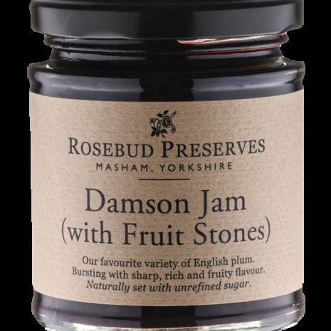 rosebud damson jam