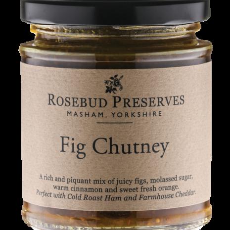 rosebud fig chutney
