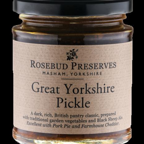 rosebud great yorkshire pickle
