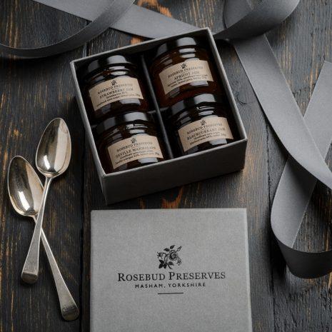 rosebud miniature gift set