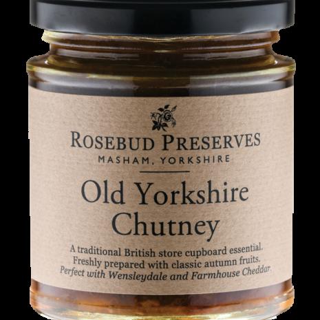 rosebud old yorkshire chutney
