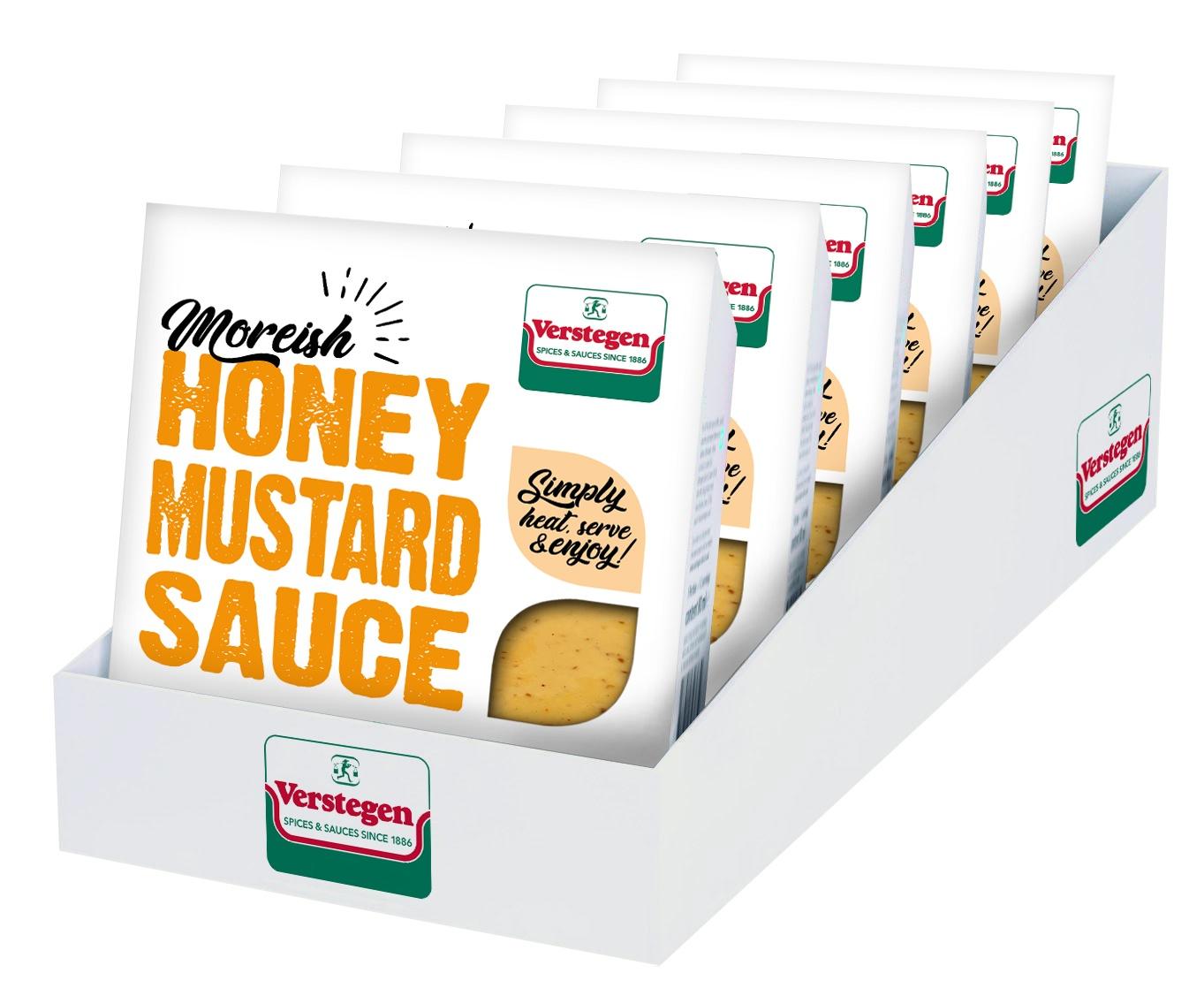 Verstegan Honey Mustard Sauce - 80ml