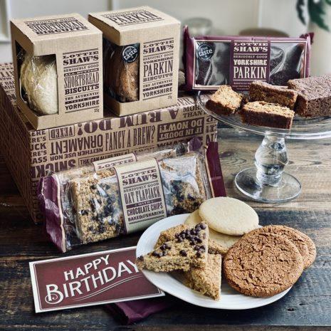 Lottie Shaw's Happy Birthday Gift Box