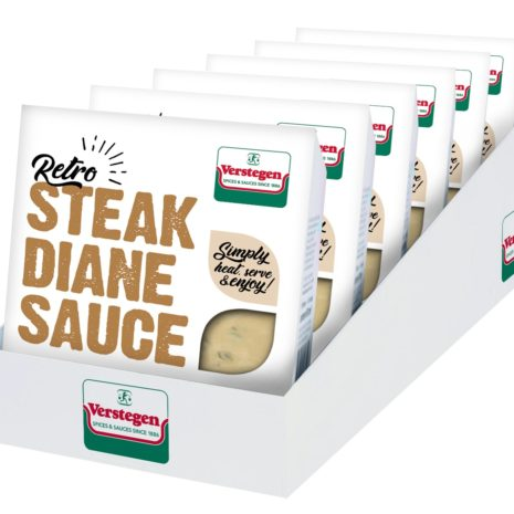 Verstegan Steak Diane Sauce - 80ml