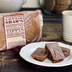 Lottie Shaw's Individual Chocolate Tiffin