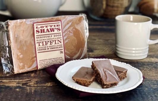 Lottie Shaw's Individual Chocolate Tiffin