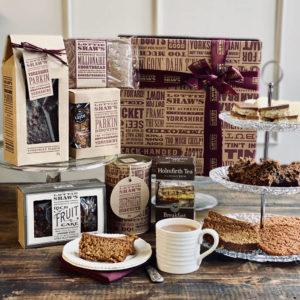 Lottie Shaw's Yorkshire Afternoon Tea Box