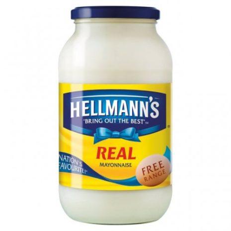 Hellman's Mayonnaise - 400g