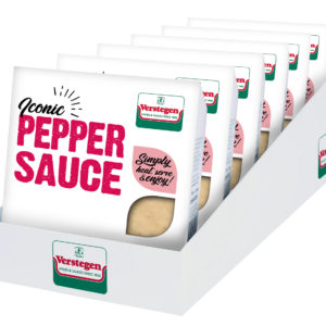 Verstegan Pepper Sauce - 80ml