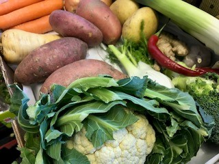 veg box medium