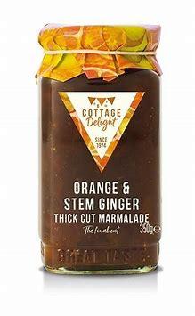 cd stem ginger marmalade