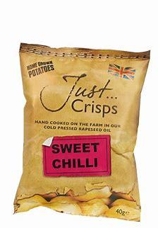 cd sweet chilli crisps